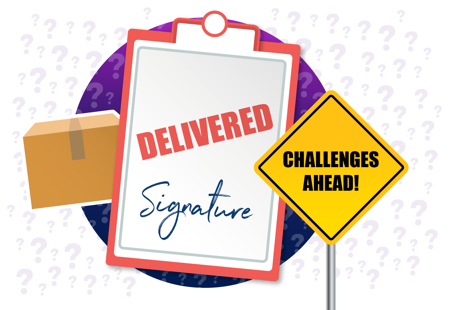 Delivery Signature Challenge